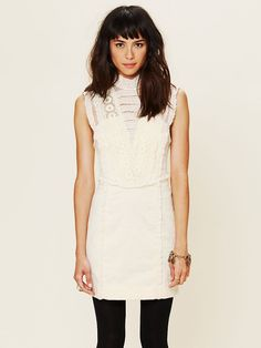 Free People Victorian Vixon Dress at Free People Clothing Boutique