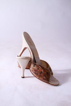 85fc8c4fb2431 7 best Leopard | Long Gone Shoes images | Heels, Vintage shoes ...