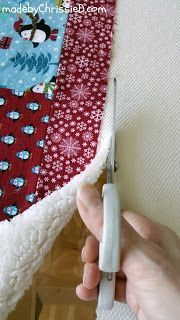 5 Step Guide To A Perfect Minky Quilt Back [Tutorial]