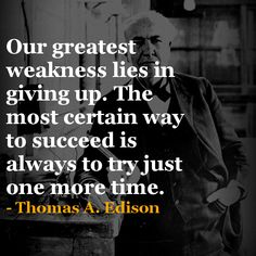 Thomas edison - wikiquote, Opportunity is missed by most people because it is dressed in overalls and looks like work. Description from carprices.club. I searched for this on bing.com/images