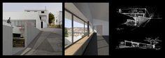 Proyecto de vivienda unifamiliar - casa 'Y.A.B.' (Cuenca).  > RODRIGO ALMONACID (c) r-arquitectura
