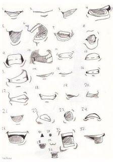 Aprende Como Dibujar Labios A Lapiz Boceto De Labios Como Dibujar Labios Dibujo Nariz