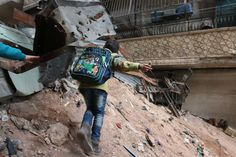 Underground schools reopen as bombs fall on east Aleppo - Washington Post