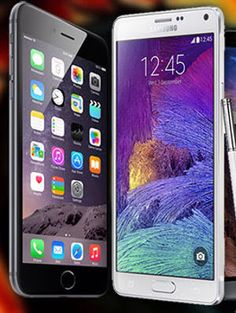 Youfacom : iPhone 6 Plus vs Galaxy Note 4