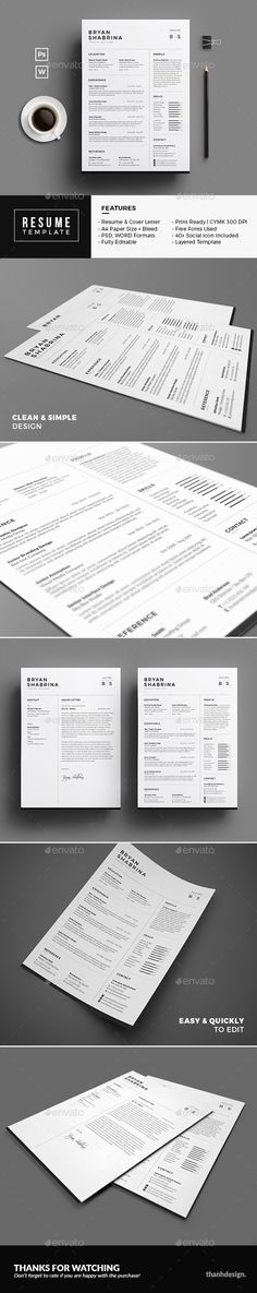 146 best Resumé images on Pinterest Resume tips, Resume and Interview