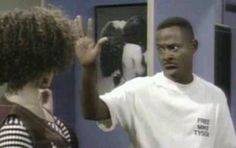 "DON CHEADLE'S WIFE BRIGID COULTER. TASHA: ""DON'T GET IN MY BUSINESS OKAY?"" MARTIN: ""UH BUH BUH ABBA! RESPECT MY HOUSE!!!""  FIGHT PARTY EPISODE.  MARTIN LAWRENCE TV SHOW"