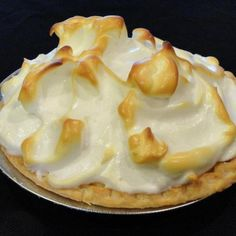 Bananas Foster Cream Pie - a new version of an old classic and simple to make...