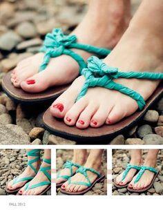 Sseko - sandals.... i rrreeeaallly want these