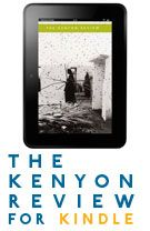 The Ghost Writes Back by Amy Boesky (Kenyon Review Online)