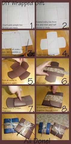 DIY jewelry gift box   DIY cadeaudoosje voor sieraden   www.bykaro.nl voor kralen, bedels en meer...