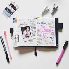 Getting into July... #hobonichi #planner #journal #filofax #planneraddict #pens #jellyrollpens #washi #washitape #midoritravelersnotebook #sharpie #scrapbooking #doodles #lettering #handwriting #brushpens