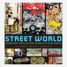 Roger Gastman, et al.: Street World, at 34% off!