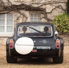 7 Reasonable Tips: Muscle Car Wheels Link old car wheels ford mustangs.Old Car Wheels Automobile custom car wheels motorcycles. British Sports Cars, Classic Sports Cars, Classic Cars, Mg Cars, Race Cars, Vw Mk1, Car Wheels, Custom Cars, Vintage Cars