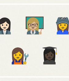 Gleichberechtigung gibt es jetzt auch für Emojis