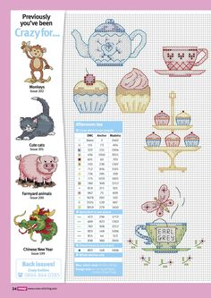 Cross Stitch Crazy 203