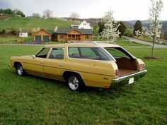 1973 Chevrolet Impala   Station Wagon Finder