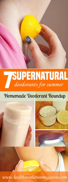 Excessive sweating in summer can lead us to give off a bad body odor by the action of bacteria, although there are effective deodorants on the market, here we propose 7 great natural deodorants, economic and ecological with which you will get excellent results. While there are products that are used to block perspiration, thatContinue Reading