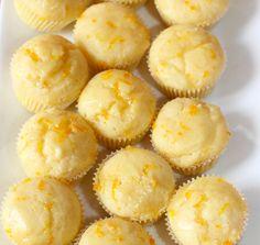 Mini Orange Blossom Muffins from www.tablefortwoblog.com