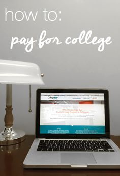Paying for College — The College Life Stylist