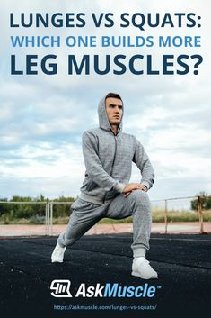 In the battle of lunges vs squats, which exercise will reign supreme in effectively building leg muscles? Read on and find out! Building Leg Muscle, Muscle Building Workouts, Thigh Muscles, Core Muscles, Muscle Hypertrophy, Squats And Lunges, Heavy Weight Lifting, Calisthenics Workout, Fun Workouts