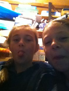 This is me and Millie