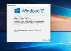 Voici les nouveautés de la mise à jour 10586.218 pour tous les utilisateurs de Windows 10 Les possesseurs dappareils sous Windows 10 peuvent dès maintenant télécharger et installer la mise à jour 10586.218 une mise à jour bourrée de nouveautés pour vos PC !  La mise à jour 10586.218 est disponible pour vos PC ! Avec le fameux Patch Tuesday Microsoft en a profité pour déployer sa nouvelle mise à jour pour Windows 10 sur les PC et tablettes. Bonne nouvelle cette mise à jour concerne toutes les…