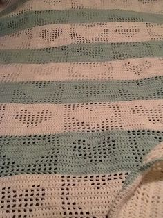 Blanket I made for my Daughter. Just finished