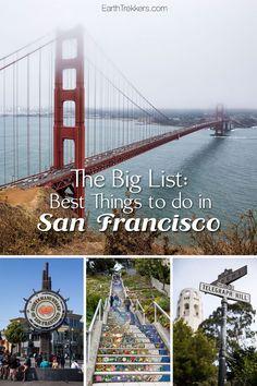 Best things San Fran