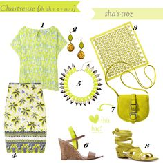 Style-Delights: How To Wear The Color Chartreuse