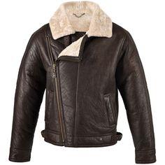 bomber jacket men | Popular Leather Bomber Jackets for UK Men for 2013