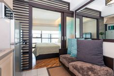 Check out this awesome listing on Airbnb: Hip and cozy Rockwell Makati studio - Apartments for Rent in Makati