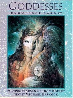 Goddesses Knowledge Cards™: Paintings by Susan Seddon Boulet: Michael Babcock: 0717195111236: Amazon.com: Books