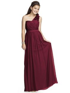 Junior Bridesmaid Dress JR526 http://www.dessy.com/dresses/junior-bridesmaid/jr526/#.UqPxx2nTnVI