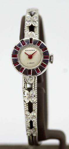 Currently at the #Catawiki auctions: Bucherer - 20769 - Women - 1901-1949