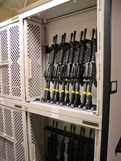 Universal Weapons Rack at MacDill Air Force Base