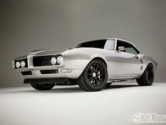 1968 Pontiac Firebird - Carved To Perfection - Popular Hot Rodding
