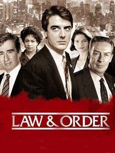 Law & Order crimes! -This is an amazing show with crimes, trials, and investigation scenes all the time. This show is very interesting because it captures its audience to see the crime and lets them tag along for the journey to catch the bad guy. It teaches lessons & presents morals at the end of it which is a great idea for a tv show.
