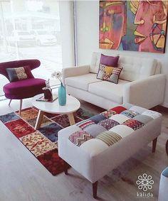 Interior Home Design Trends For 2020 - Interior Design Living Room Sofa, Home Living Room, Living Room Decor, Bedroom Decor, Small Space Interior Design, Interior Design Living Room, Living Room Designs, Interior Colors, Sofa Design