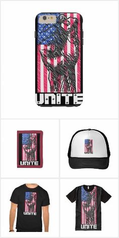 #Unite #Collection from Wide Boy Gear on #Zazzle