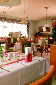 Restaurant im AKZENT Hotel Residence in Bautzen in der Oberlausitz