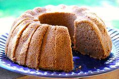 Honey cinnamon binder cake - SCD if use honey & ok milk