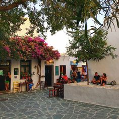 #Chora #Folegandros island #Cyclades #Greece Photo credits: @giota_cham