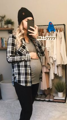 Pregnant Comfy Fall Outfits, Winter Maternity Outfits, Fall Fashion Outfits, Fall Fashion Trends, Maternity Dresses, Maternity Fashion, Fashion 2017, Autumn Fashion, Maternity Style