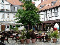 Goslar, Innenstadt