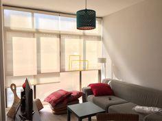 #cortinas #enrollables con #tejido #screen  #solart