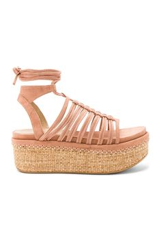 1220ae01ba2 Stuart Weitzman Knotagain Sandal in Naked Suede