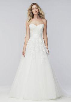 Wtoo Brides Liz Corset 16128 / Jeanni Skirt 16731 Wedding Dress photo