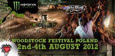 Tego lata Monster Energy po raz pierwszy oficjalnie pojawi się na największym w Polsce festiwalu muzycznym – Przystanku Woodstock.