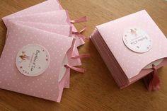 Invitation card Christening Invitations Girl, Baby Invitations, Shower Invitations, Invitation Cards, Craft Packaging, Baby Cards, Baby Boy Shower, Birthday Cards, Rose
