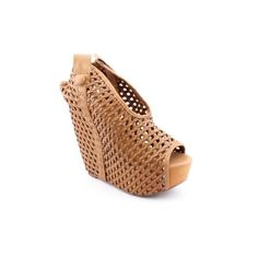 Jeffery Campbell Peep toe wedge owned these for a while & still a fav.